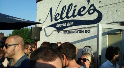 Photo of Gay Bar Nellie's Sports Bar at 900 U St Nw, Washington, DC 20001, United States