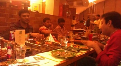 Photo of BBQ Joint Barbeque Nation at Sun Magnetica, Eeh, Louis Wadi, Thane, India