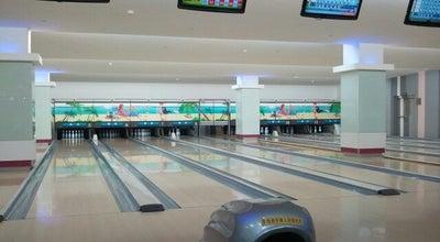 Photo of Bowling Alley 高点保龄球 at 3611号 Zhangyang Rd., Shanghai, Sh, China