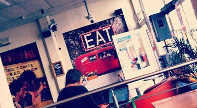 Photo of Cafe Jam Café at 12 Heathcoat St, Nottingham NG1 3AA, United Kingdom