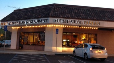 Photo of Vegetarian / Vegan Restaurant Merit Vegetarian Restaurant at 548 Lawrence Expy, Sunnyvale, CA 94085, United States