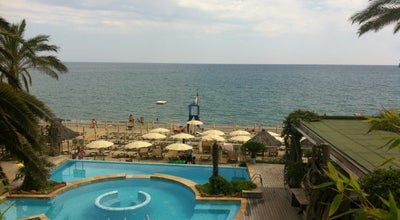 Photo of Italian Restaurant Mare Hotel at Via Nizza 41, Savona 17100, Italy
