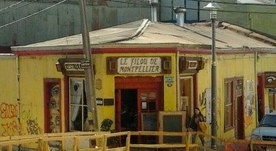 Photo of French Restaurant Le Filou De Montpellier at Almirante Montt 382, Valparaíso, Chile