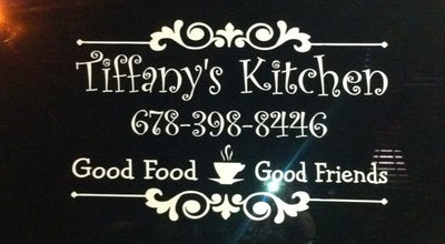 Photo of Diner Tiffany's Kitchen at 7413 Lee Rd, Lithia Springs, GA 30122, United States