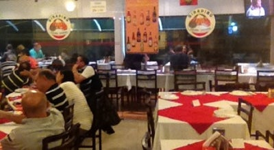 Photo of Pizza Place Pizzaria Giradino at Av. Caminho Do Mar, 3348, São Bernardo do Campo 09610-000, Brazil