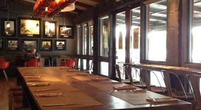 Photo of Restaurant Calafia Café & Market A Go-Go at 855 El Camino Real #130, Palo Alto, CA 94301, United States