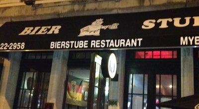 Photo of German Restaurant Bierstube at 206 Market St, Philadelphia, PA 19106, United States