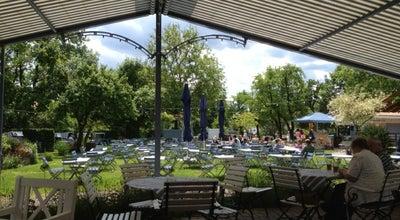 Photo of Beer Garden Biergarten Die Insel at Inselstr. 6, Hameln 31785, Germany