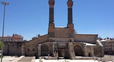 Photo of Historic Site Çifte Minare at Sivas, Turkey