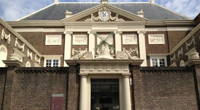 Photo of Art Museum Lakenhal at Oude Singel 28-32, Leiden, Netherlands