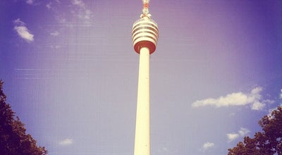 Photo of Monument / Landmark Stuttgarter Fernsehturm at Jahnstr. 120, Stuttgart 70597, Germany