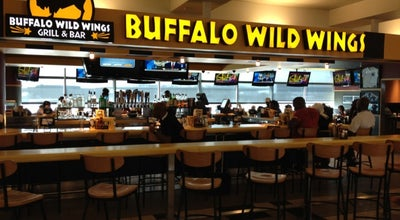 Photo of Wings Joint Buffalo Wild Wings at Terminal 4, Jamaica, NY 11430, United States
