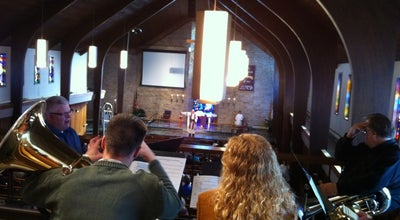 Photo of Church Holy Trinity Lutheran Church at 517 Sw Des Moines St, Ankeny, IA 50023, United States