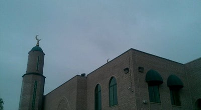 Photo of Mosque Masjid Al Huda at Schaumburg, IL 60193, United States