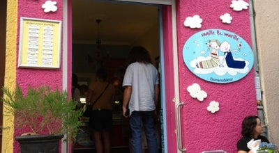 Photo of Ice Cream Shop vanille & marille at Hagelberger Str. 1, Berlin 10965, Germany