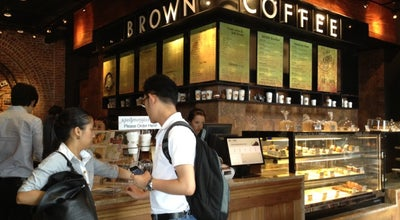 Photo of Coffee Shop Brown Coffee & Bakery at 1 Preah Sisowath Quay, Phnom Penh, Cambodia