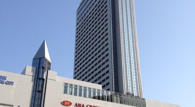 Photo of Hotel ANAクラウンプラザホテル 神戸 (ANA Crowne Plaza Kobe) at 中央区北野町1, 神戸市 650-0002, Japan