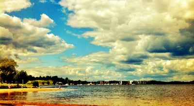 Photo of Beach Myllysaari at Ainonkatu 16, Lappeenranta 53100, Finland