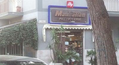 Photo of Cafe Manhattan Pasticceria at Via Pastrengo 1, Brindisi 72100, Italy