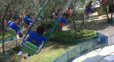 Photo of Theme Park Vuelo Alpino at Six Flags, Coyoacan, Mexico
