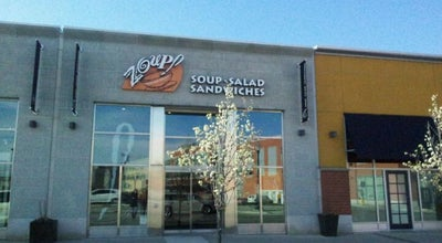 Photo of Soup Place Zoup! at 75 King St. S, Waterloo, On N2J 1P2, Canada
