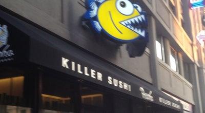 Photo of Sushi Restaurant Piranha Killer Sushi at 335 W 3rd St, Fort Worth, TX 76102, United States