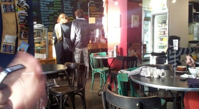 Photo of Cafe Ujazi Cafe at 28 Tennyson St, Napier 4110, New Zealand