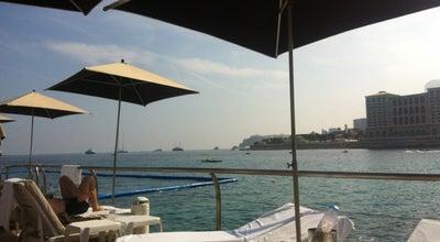 Photo of Beach Monte-Carlo Beach Club at Avenue Princesse Grace, Monaco 06190, France