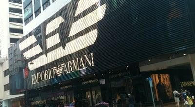 Photo of Boutique Emporio Armani at Tsim Sha Tsui, Hong Kong