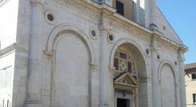 Photo of Church Tempio Malatestiano at Via Iv Novembre 35, Rimini 47900, Italy