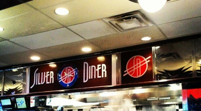 Photo of Diner Silver Diner at 2131 Route 38, Cherry Hill, NJ 08002, United States