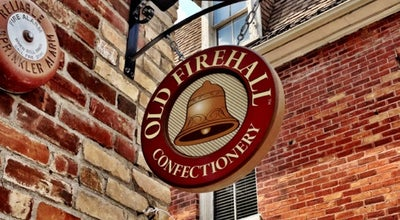 Photo of Restaurant Old Firehall Confectionery at 170 Main St, Unionville L3R 2G9, Canada