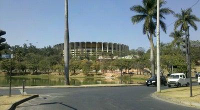 Photo of Stadium Estádio Jornalista Felipe Drummond (Mineirinho) at Av. Antônio Abrahão Caram, 1001, Belo Horizonte 31365-450, Brazil