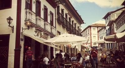 Photo of Bar Café Abaiuca at Rua Quitanda, 13, Diamantina 39100-000, Brazil