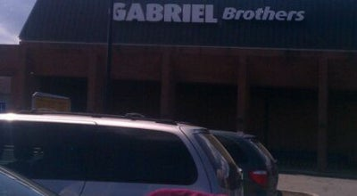 Photo of Thrift / Vintage Store Gabriel Brothers at 13555 Smith Rd, Middleburg Heights, OH 44130, United States