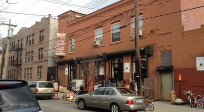 Photo of Thrift / Vintage Store Green Village at 276 Starr St, Brooklyn, NY 11237, United States