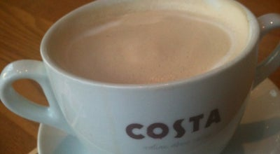 Photo of Coffee Shop Costa Coffee at 49-51 Union St, Aldershot GU11 1EP, United Kingdom