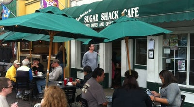 Photo of Diner Sugar Shack Cafe at 213 Main St, Huntington Beach, CA 92648, United States