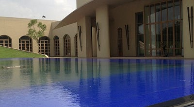 Photo of Pool Infinity Pool at The Oberoi, Gurgaon 122016, India