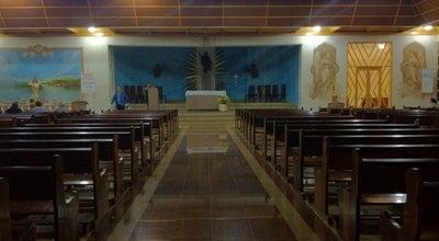 Photo of Church Santuário Nossa Senhora Aparecida at Rua Guimarães Passos, 412, Ribeirão Preto, Brazil