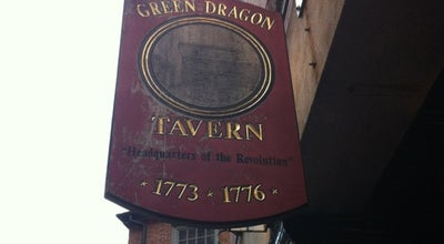 Photo of Pub Green Dragon Tavern at 11 Marshall St, Boston, MA 02108, United States
