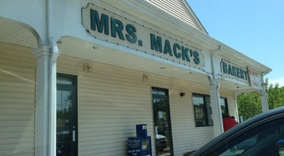 Photo of Bakery Mrs. Mack's Bakery at 1393 Grafton St, Worcester, MA 01604, United States