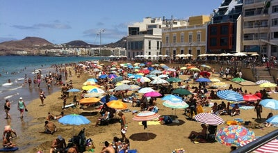 Photo of Beach Playa Chica at Las Palmas de Gran Canaria, Spain