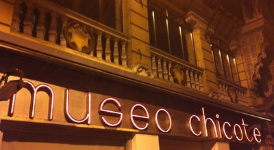 Photo of New American Restaurant Bar Museo Chicote at Calle Gran Via 12, Madrid 28013, Spain