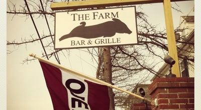 Photo of American Restaurant The Farm Bar & Grille at 25a Portland Ave., Dover, NH 03820, United States
