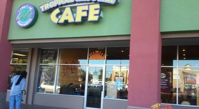 Photo of Cafe Tropical Smoothie Cafe at 742 West 21st Street, Norfolk, VA 23517, United States