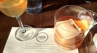Photo of American Restaurant Haven at 44 Webster St, Oakland, CA 94607, United States