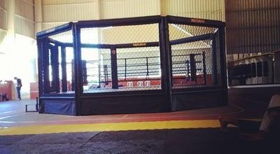 Photo of Martial Arts Dojo CT Popó Fight Club at Minas Brasília Tênis Clube, Brasília, Brazil