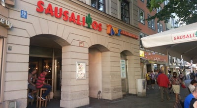 Photo of Mexican Restaurant Sausalitos at Tal 16, München 80331, Germany