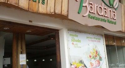 Photo of Vegetarian / Vegan Restaurant Bardana at Cls 405 Bl. A, Lj. 22, Brasília 70239-510, Brazil
